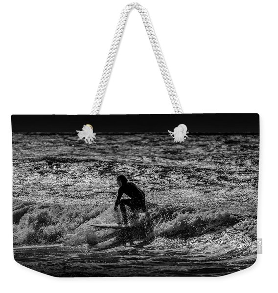 The Close Out Weekender Tote Bag