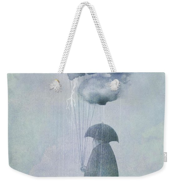 The Cloud Seller Weekender Tote Bag
