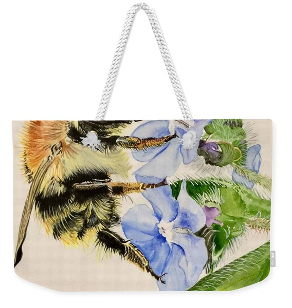 The Collector Weekender Tote Bag