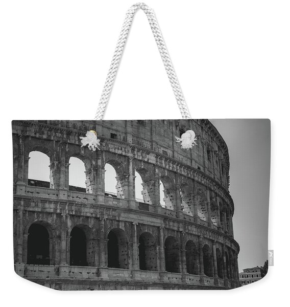 The Colosseum, Rome Italy Weekender Tote Bag