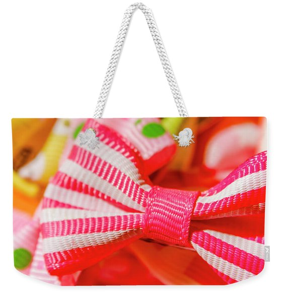 The Colourful Accessory Store Weekender Tote Bag