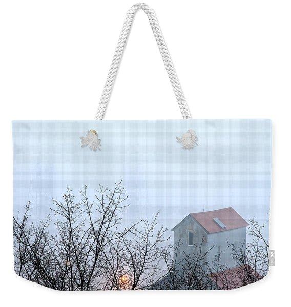 The Commander Weekender Tote Bag