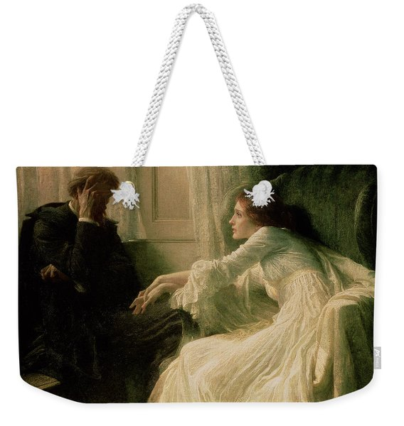 The Confession Weekender Tote Bag
