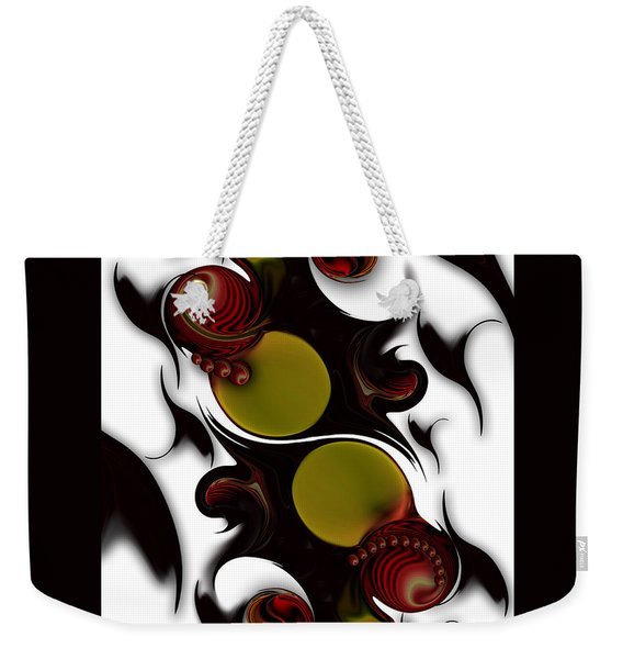 The Continuation Of Dreams Weekender Tote Bag