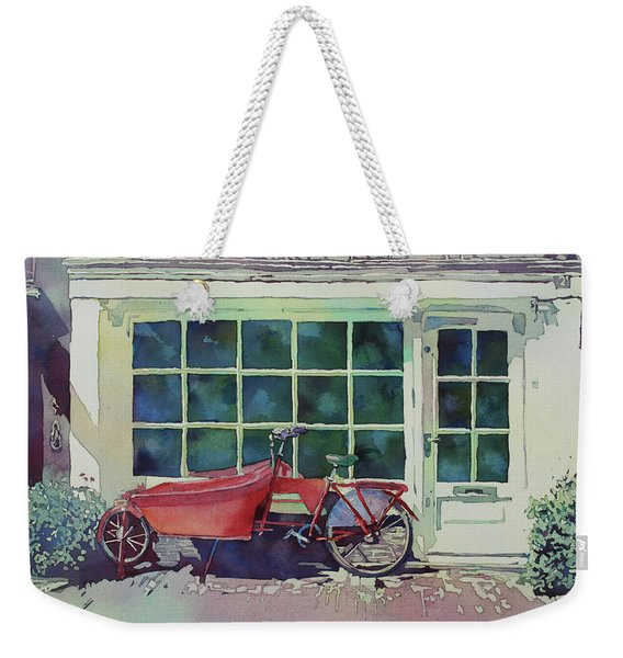 The Contraption At Number Two Weekender Tote Bag