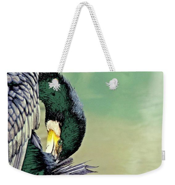 The Cormorant Weekender Tote Bag
