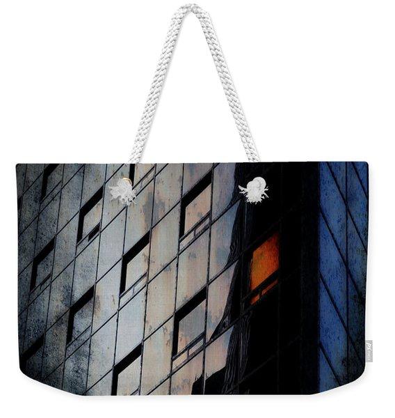 The Corporate Batcave Weekender Tote Bag