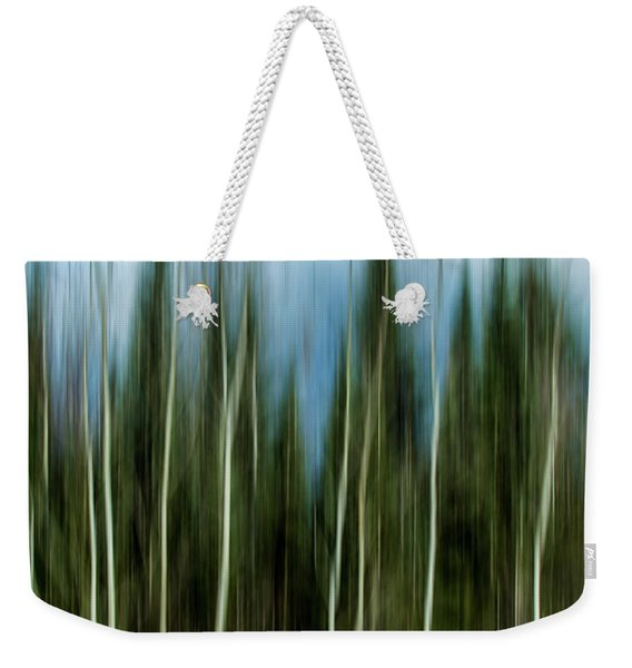 The Counsel Of Trees Weekender Tote Bag