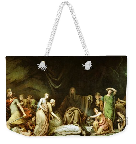 The Court Of Death Weekender Tote Bag