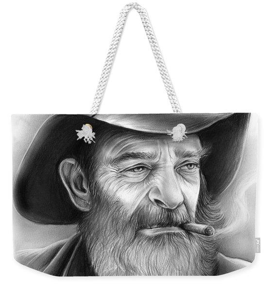 The Cowboy Weekender Tote Bag