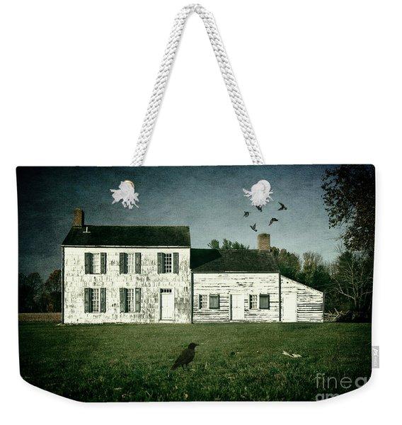 The Craig House II Weekender Tote Bag