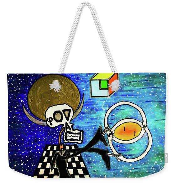 The Creatiooon  Weekender Tote Bag