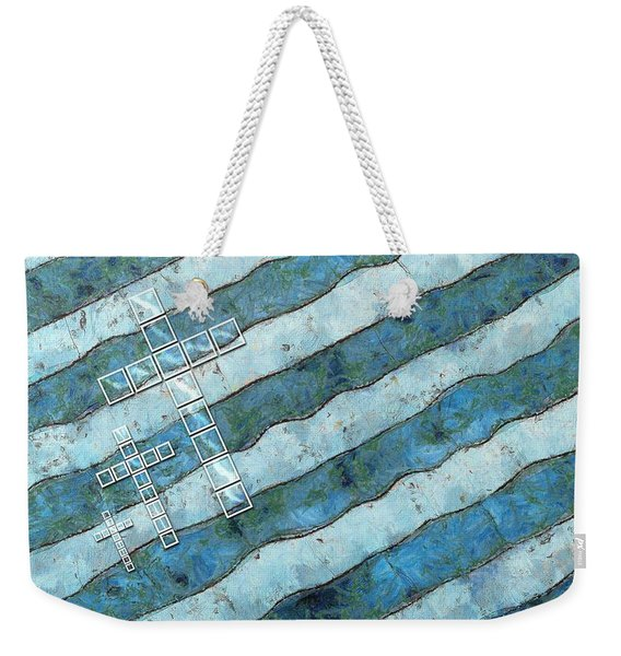 The Cross Speaks Of You Weekender Tote Bag