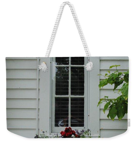 The Curve Window Weekender Tote Bag