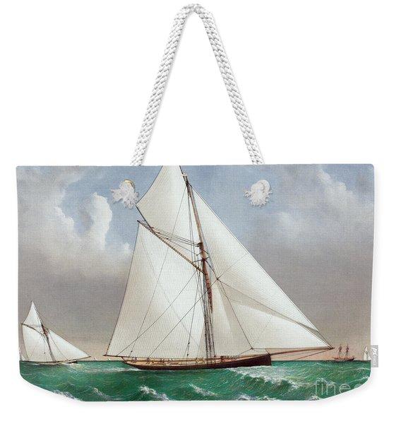 The Cutter Genesta Weekender Tote Bag