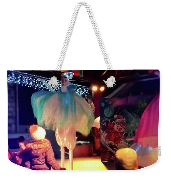 The Dance- Weekender Tote Bag