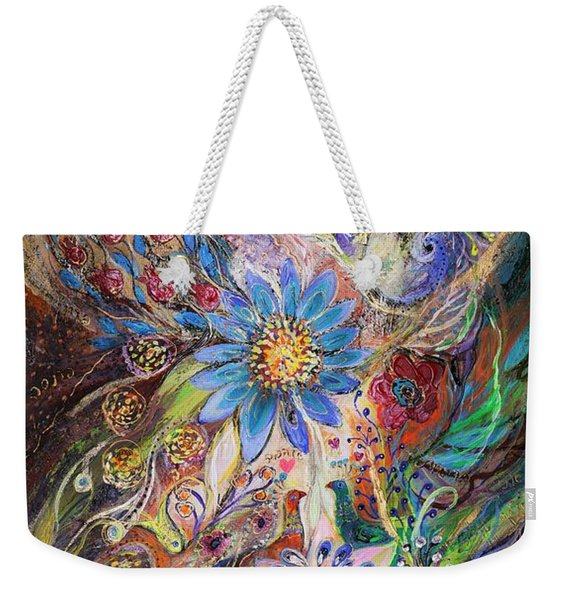 The Dance Of Light Weekender Tote Bag