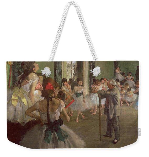 The Dancing Class Weekender Tote Bag