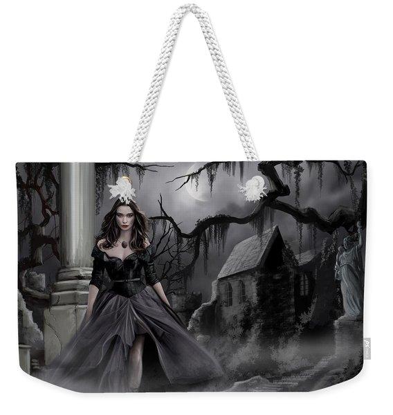 The Dark Caster Comes Weekender Tote Bag