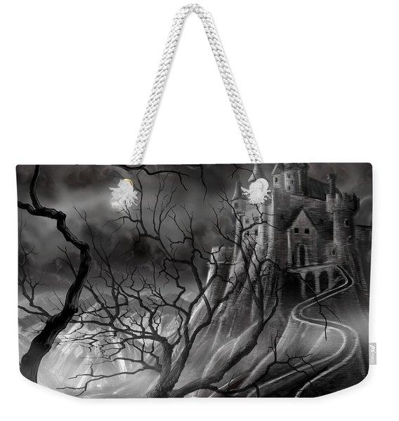 The Dark Castle Weekender Tote Bag
