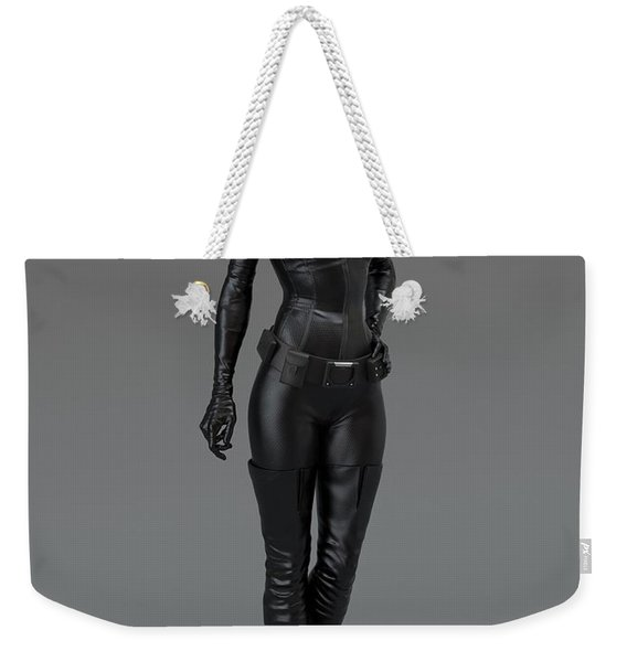 The Dark Knight Rises Weekender Tote Bag