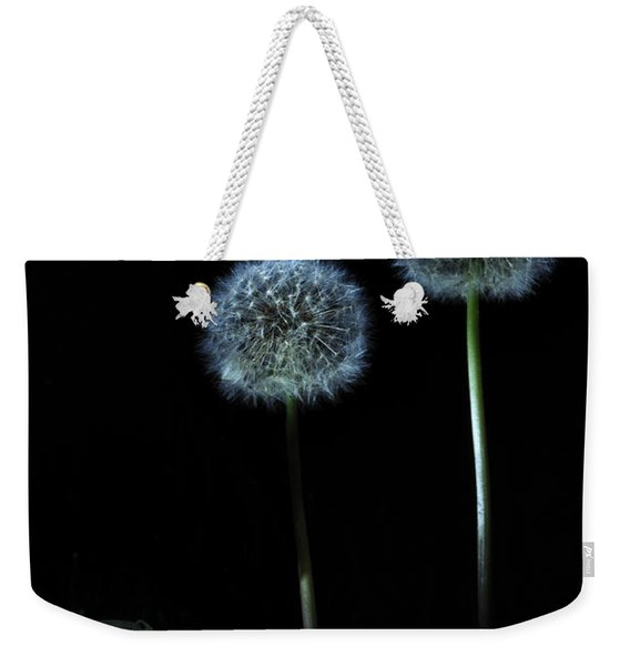The Darkness Can't Hide You Weekender Tote Bag