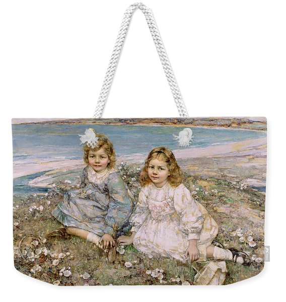 The Daughters Of Bertram Roberts Weekender Tote Bag