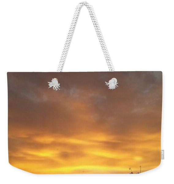 The Dawn Weekender Tote Bag