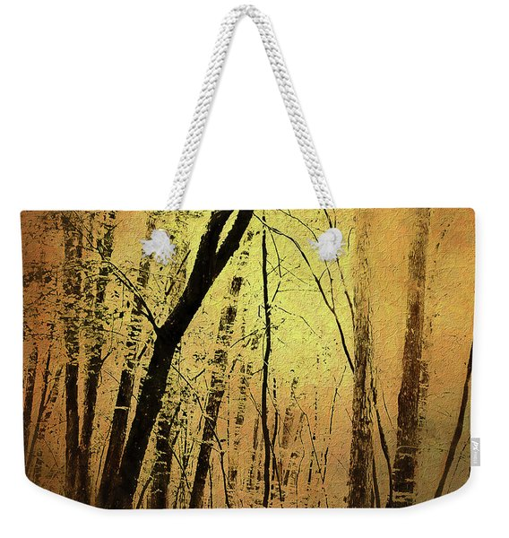 The Dawn Of The Trees Weekender Tote Bag