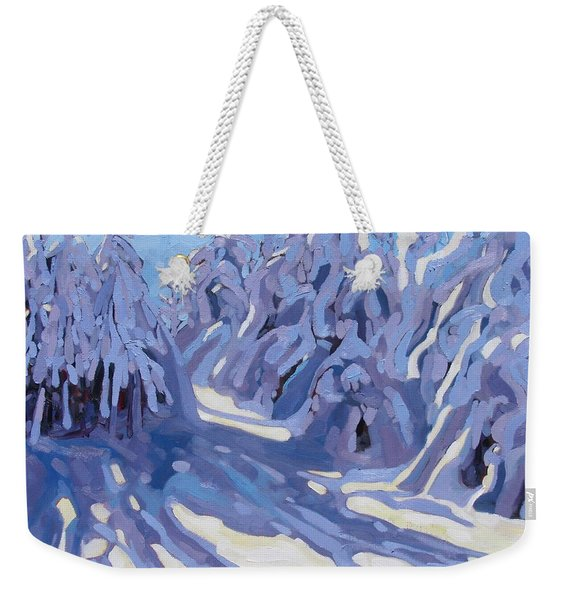 The Day After The Storm Weekender Tote Bag
