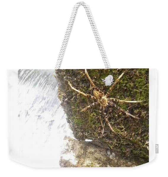 The Day Of The Weekender Tote Bag