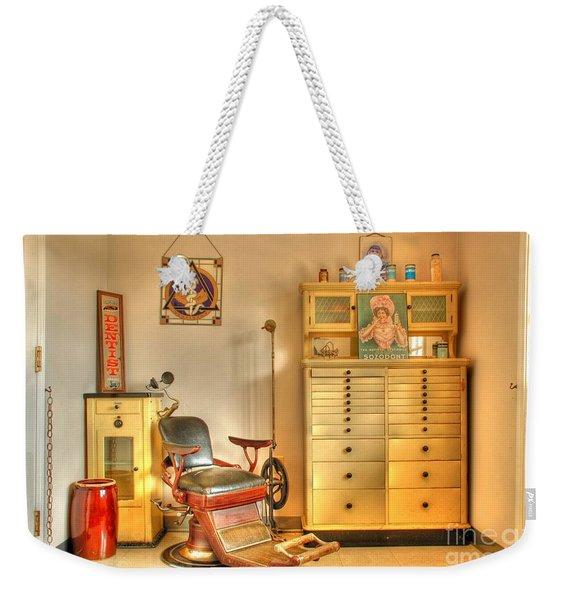 The Dentist Office Weekender Tote Bag