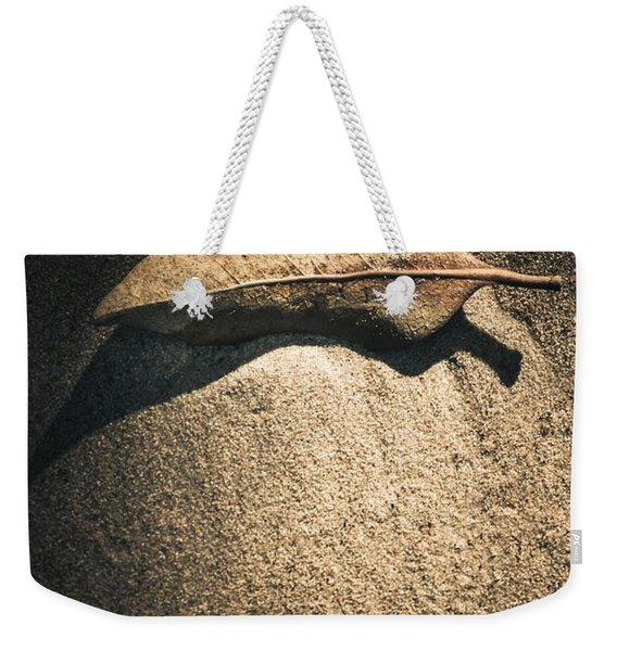 The Desert Burial Weekender Tote Bag