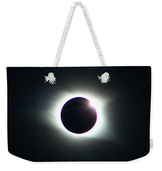 The Diamond Ring Weekender Tote Bag
