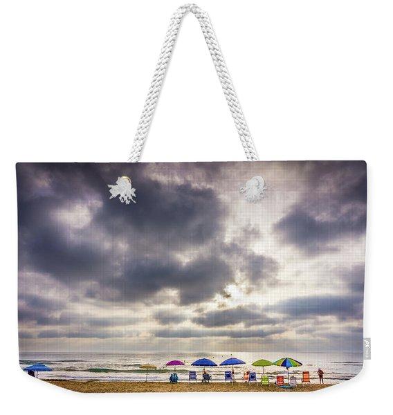 The Diehard Beach Lovers Weekender Tote Bag