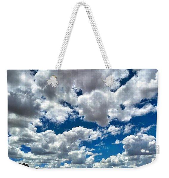 The Dirt Road Detour To Heaven Weekender Tote Bag