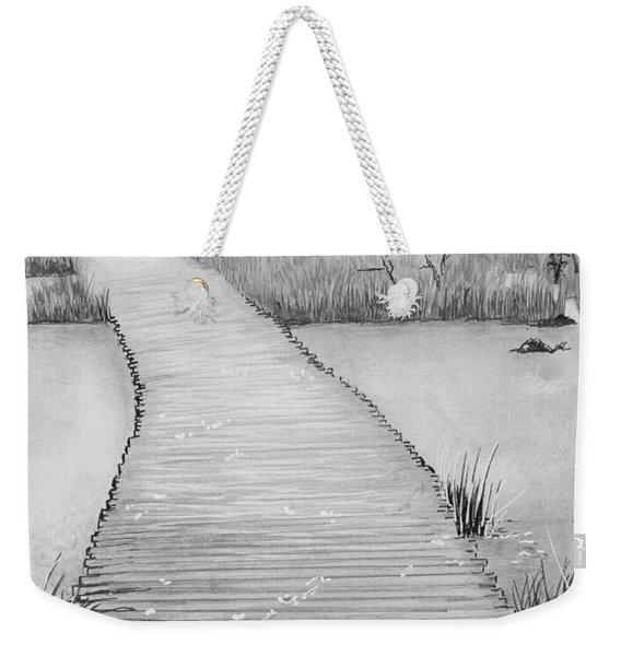 The Divine Path Weekender Tote Bag