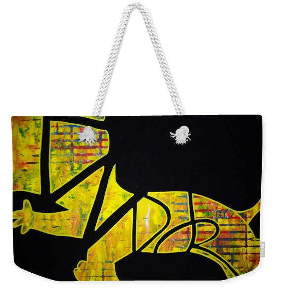 The Djr Weekender Tote Bag