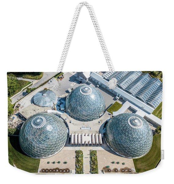 The Domes Weekender Tote Bag