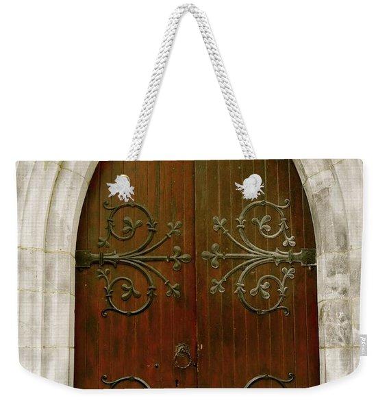 The Door Of Opportunity Weekender Tote Bag