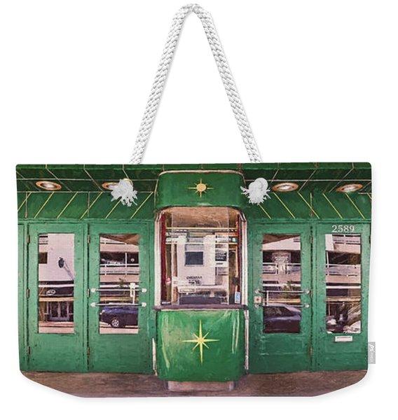 The Downer Theater 2016 Weekender Tote Bag