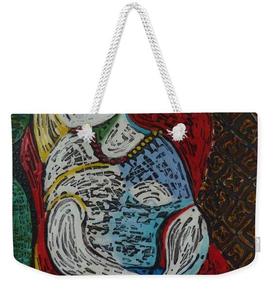 The Dream Walker -le Reve Zombi  Weekender Tote Bag