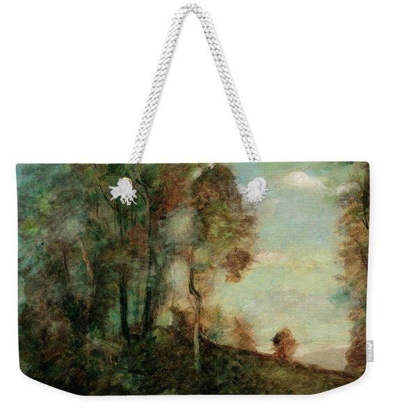 The Dreamer In The Clearing Weekender Tote Bag
