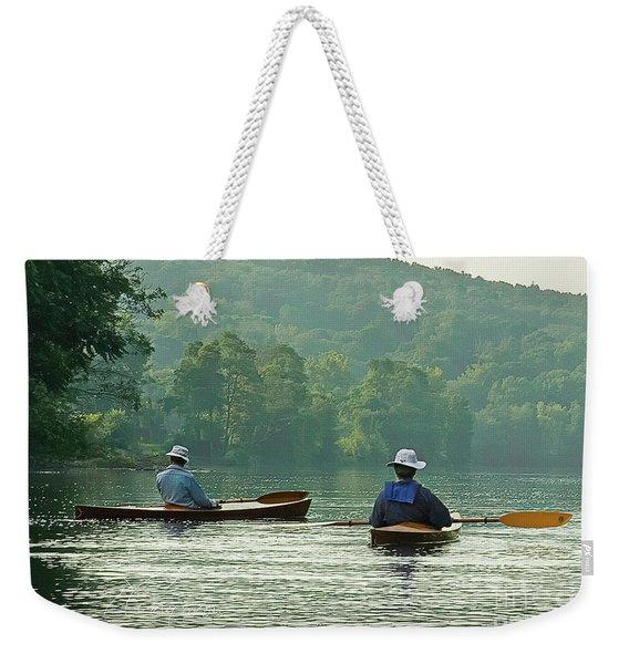 The Dreamers Weekender Tote Bag