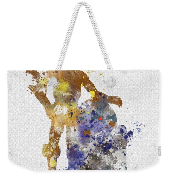 The Droids Weekender Tote Bag