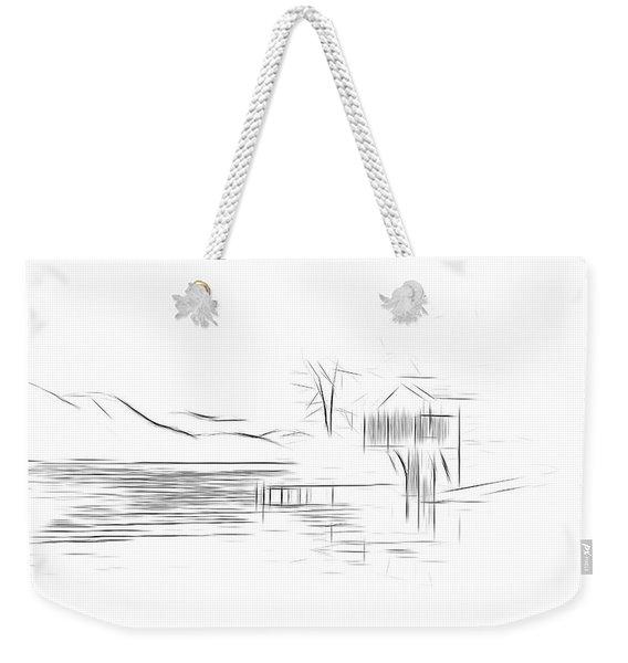 The Duke Of Portland Digital Art Weekender Tote Bag