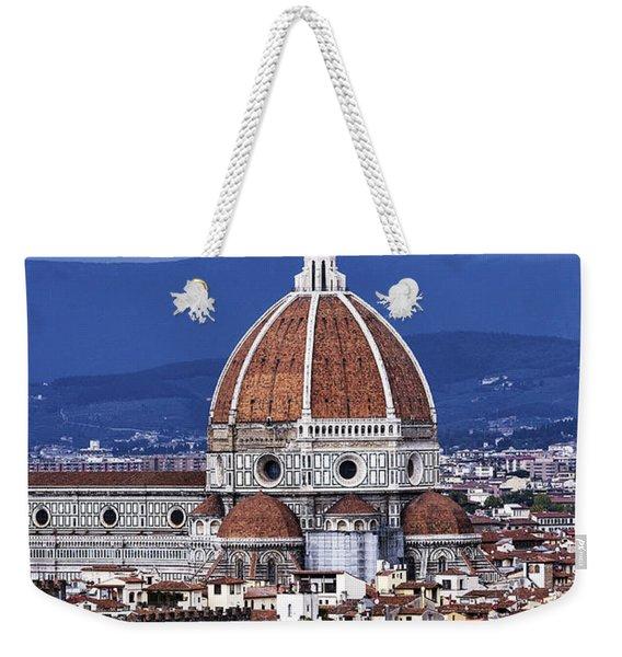 The Duomo Weekender Tote Bag