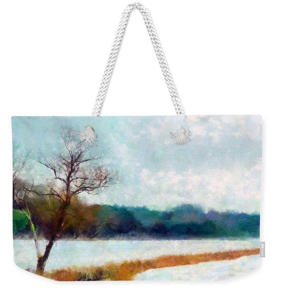 The Dyke Weekender Tote Bag
