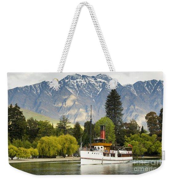 The Earnslaw Weekender Tote Bag