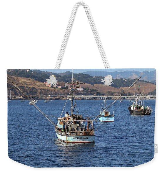 The Eleanore Marie Weekender Tote Bag